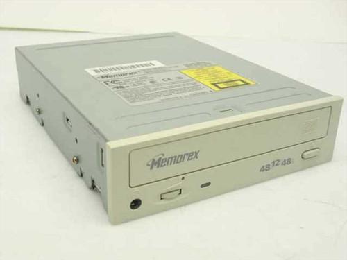 Memorex CD-RW IDE 48x12x48 Internal Drive (48MAXX 1248AJ)