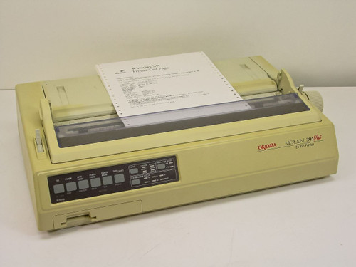 Okidata Dot Matrix Printer GE8290P (ML 391 Plus)