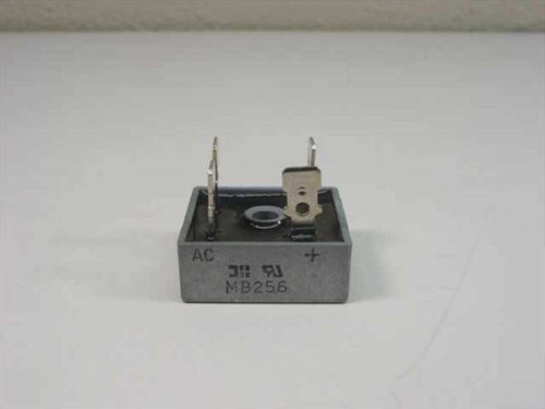 Rectron Glass Passivated 600V/25A Rectifier Bridge Diode MB256