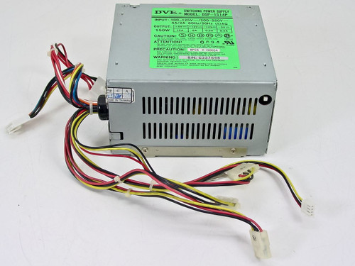 Packard Bell 150 W Power Supply - DSP-1514P (190034)