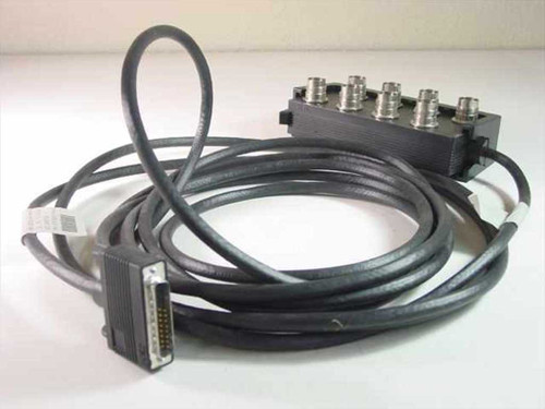 IBM 21F5093 8 Port Twinax Computer Printer Network Cable - (9842)