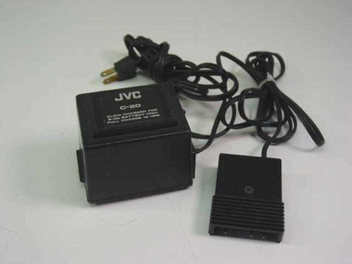 JVC Slow Charger for (B-20) Battery only. (C-20)