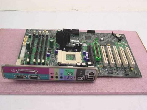 Dell 423 Pin Socket System Board Rev A00 (MX-04H665)