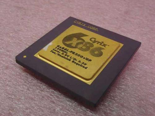 Cyrix 6x68 150MHz/66/256/3.3V 6x86L-PR200&GP