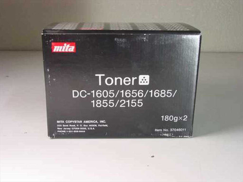 Mita DC-1605/1656/1685/1855/2155 Toner Cartridge (37046011)