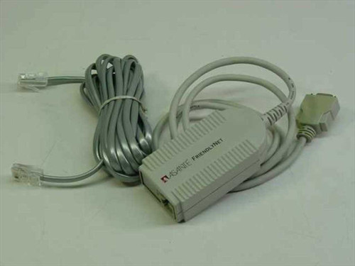 Asante Friendly Net Media Adapter 10 Base T (FN10TA)