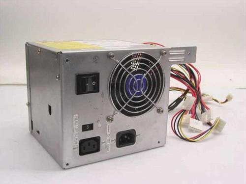 Astec SA300-3400-961 300W AT Computer Power Supply for Vintage Computing