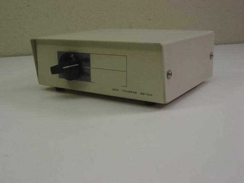 Generic 25 pin Aa/Bb Data Switch 2 Way - 4 port