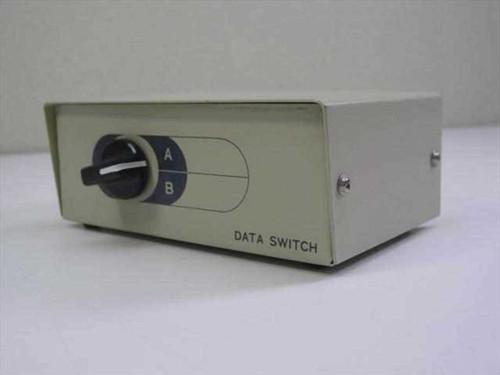 Generic 8 Pin Apple Printer Data Switch (2 Way)