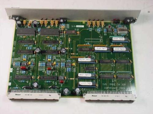 IVS SCB Board Accuvision 200 0001-00002