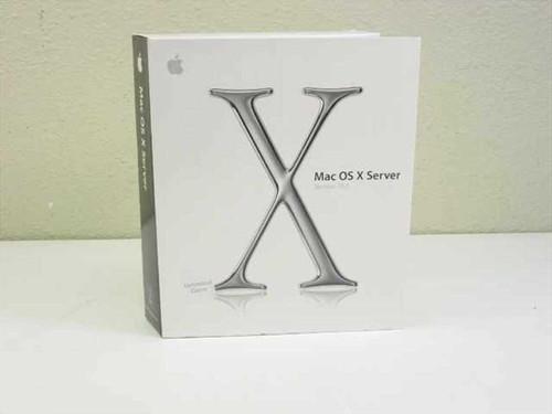 Apple Mac OS X Server 10.2 Jaguar (Unlimited Clients) (M8720Z/A)