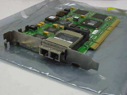 Emulex LightPulse PCI Host Adapter w/ manuals (FC1020017-07B)