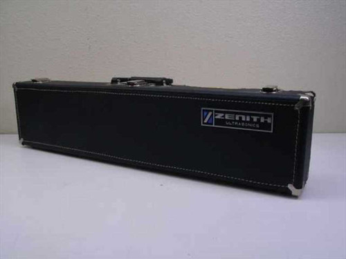 "Zenith Ultrasonics Inside Glass Tube 1"" x 24.5"" long. Detergent"
