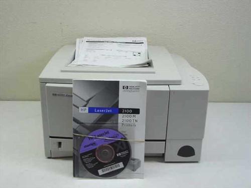 Hewlett Packard LaserJet 2100xi 1200DPI 10PPM (C4139A)