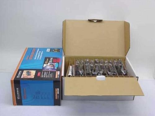 Linksys Box of 10 Etherfast 10/100 LAN Cards LNE10010