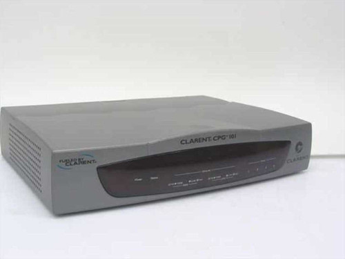 Clarent VoIP over Broadband 4 Port Gateway - Base Unit Onl (CPG 101)