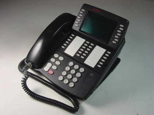 Avaya 4424A02A-003 Office Phone Black 108429580 (4424LD&)
