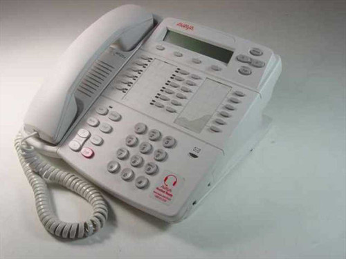 Avaya 4412A01A-264 Office Phone White 108199043 4412D&