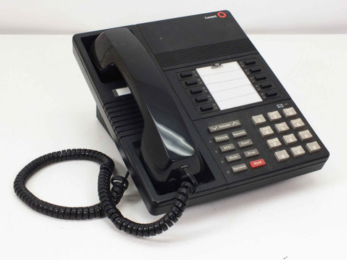Lucent Office Phone Black 10-Line (MLX-10)