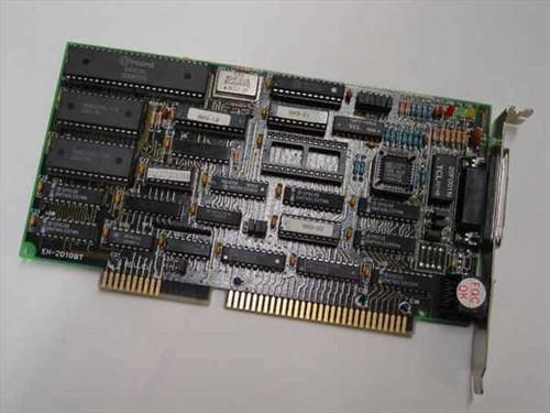 Danpex Network Card 16 bit ISA w/ RJ 45 - Winbond W89C90 EN-2010BT