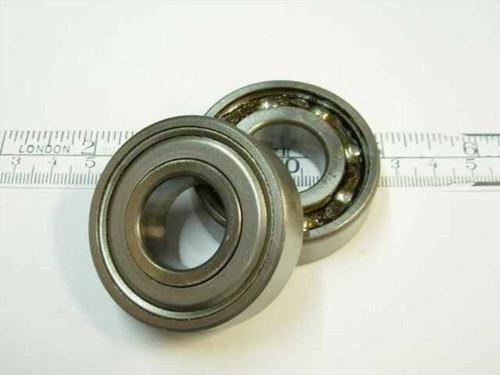 Steel 6204/6204Z Ball Bearing 20x47x14mm 17000RPM