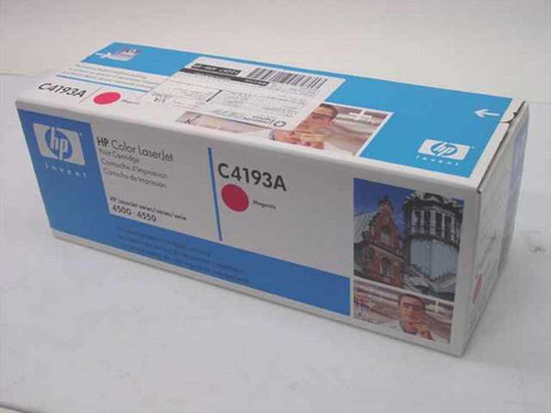 HP Toner Cartridge Magenta for LJ 4500,4550 (C4193A)