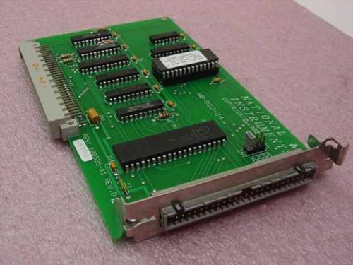 National Instruments Digital I/O Board - Macintosh (NB-DIO-24)