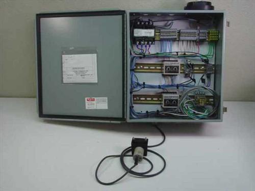 Hoffman Bulk Fill Control In Enclosure MRLOB02