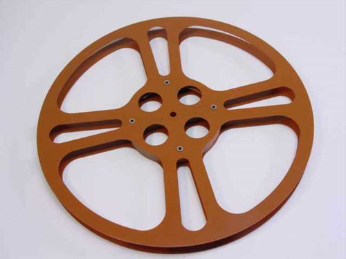 Tayloreel Corp R 214E 16 mm Film Reel