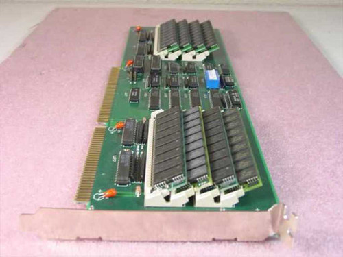 Parcorp RAM Card PWB-00709-0A REV A