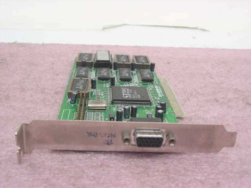 S3 PCI Video Card 35-8289-24