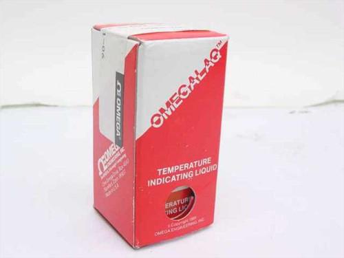 Omega 204C degrees Temperature Indicating Liquid LAQ-0400
