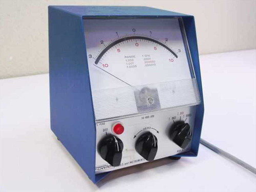 Fowler Electro Comparator Test Meter - Model 7 54-605-000