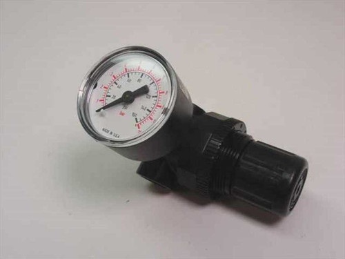 Norgren Air Pressure Regulator w/Gauge (R07-219RGKA)