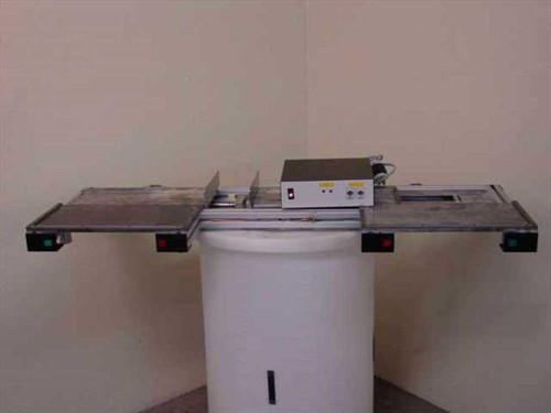 Custom Pneumatic X Axis Work Table (None)