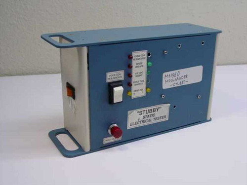 Custom Static Electrical Tester (M31460)