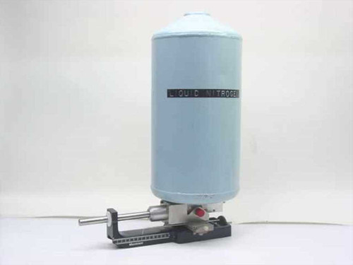 Link Systems Cryogenic Detector with a Dewar for LN2 ETEC A/S