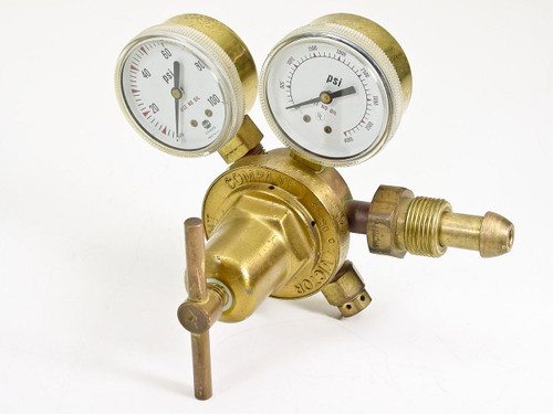 Victor Equipment Co. Compressed Gas Regulator 54IL (SR 250 C)