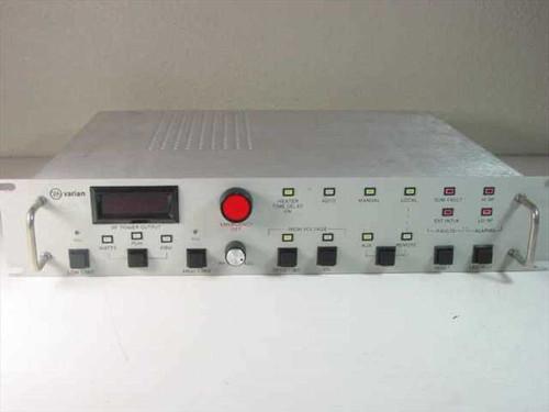 Varian Remote Control Unit 010002850-01 - Satcom / Microwave (VJW-2722H)