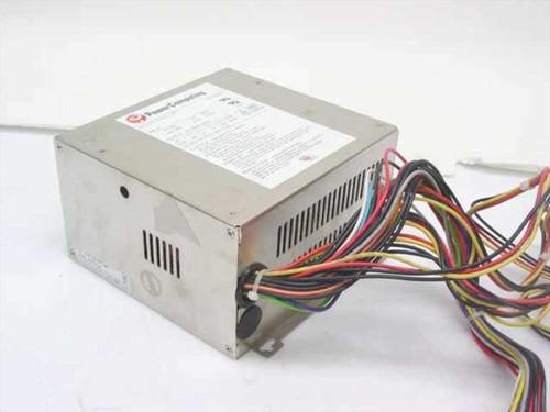 Power Computing 300 W ATX Power Supply (TCX-30DEC)