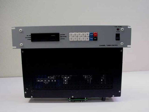 Varian Channel Tuner Control - Rackmount VJW2731A5 ~V VJW-2731