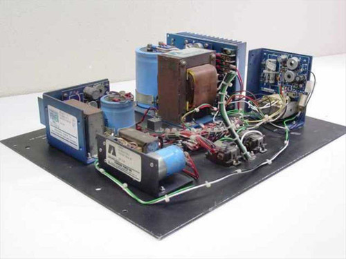 Standard Power Inc. Power Supply Panel With 4 Power Supplies 01-000149