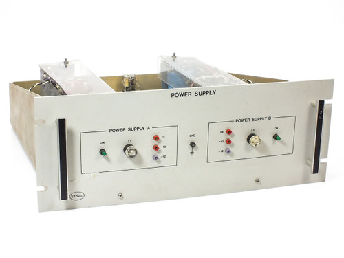 STS Rackmount Power Supply with Power One HDBB-105w D12338