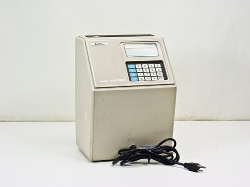 Amano Cincinnati Microder Calculating Time Clock (MJR7000)