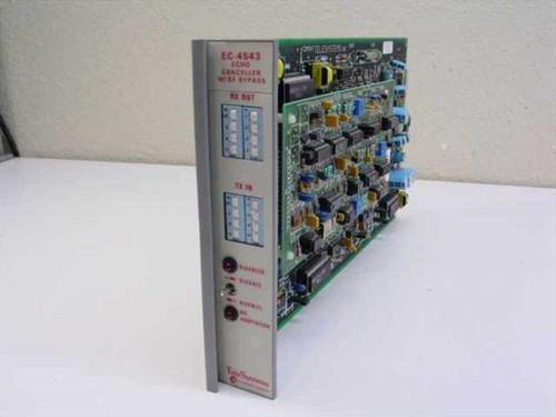 Tele Systems Echo Canceller W/SF Bypass ~V (EC-4543)