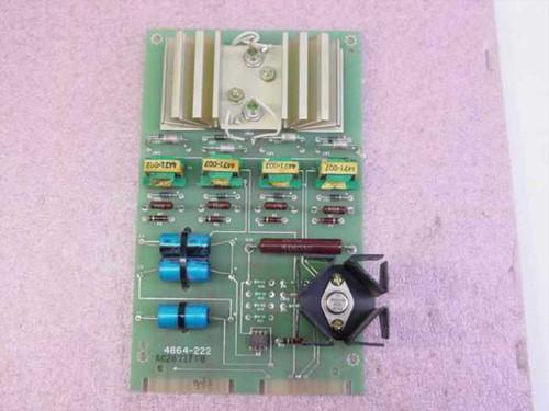 Lorain 3KVA 10KVA Inverter Control Card 4864-222