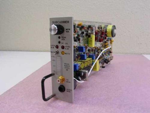 Scientific Atlanta SubCar Modulator ~V (262180)