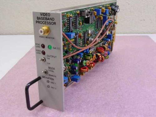 Scientific Atlanta  Video Baseband Processor ~V 7550/55B