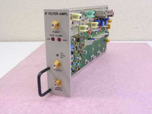 Scientific Atlanta  IF Filter Amplifier 30MHZ ~V 286426