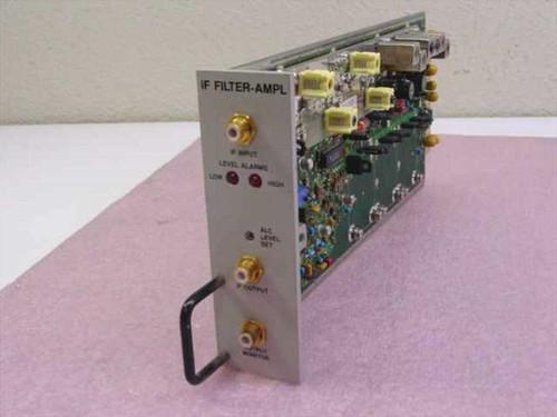 Scientific Atlanta IF Filter Amplifier 30MHZ ~V 286426 Rev A